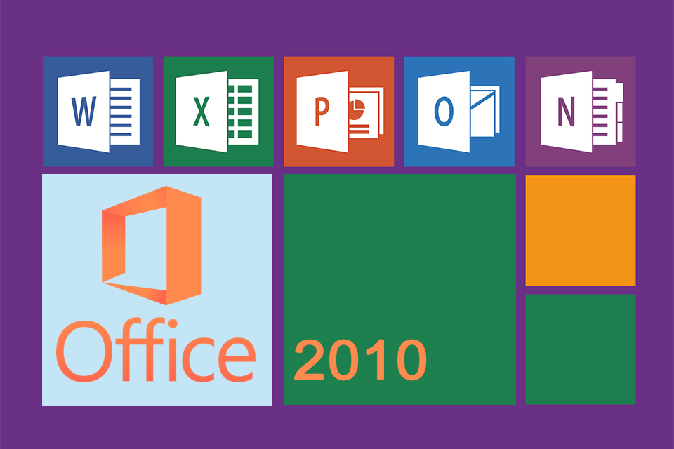 Paquete Office 2010